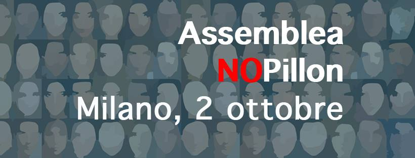 assemblea no pillon